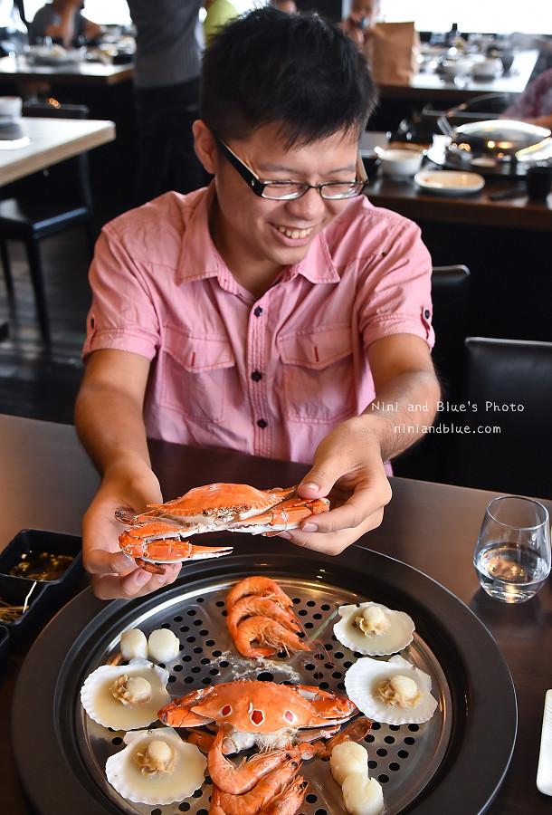 草屯海鮮鍋一品蒸料亭海產聚餐餐廳18