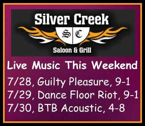 Silver Creek Poster 7-28-17