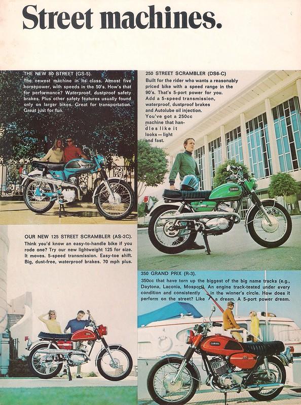 Yamaha 1969 2