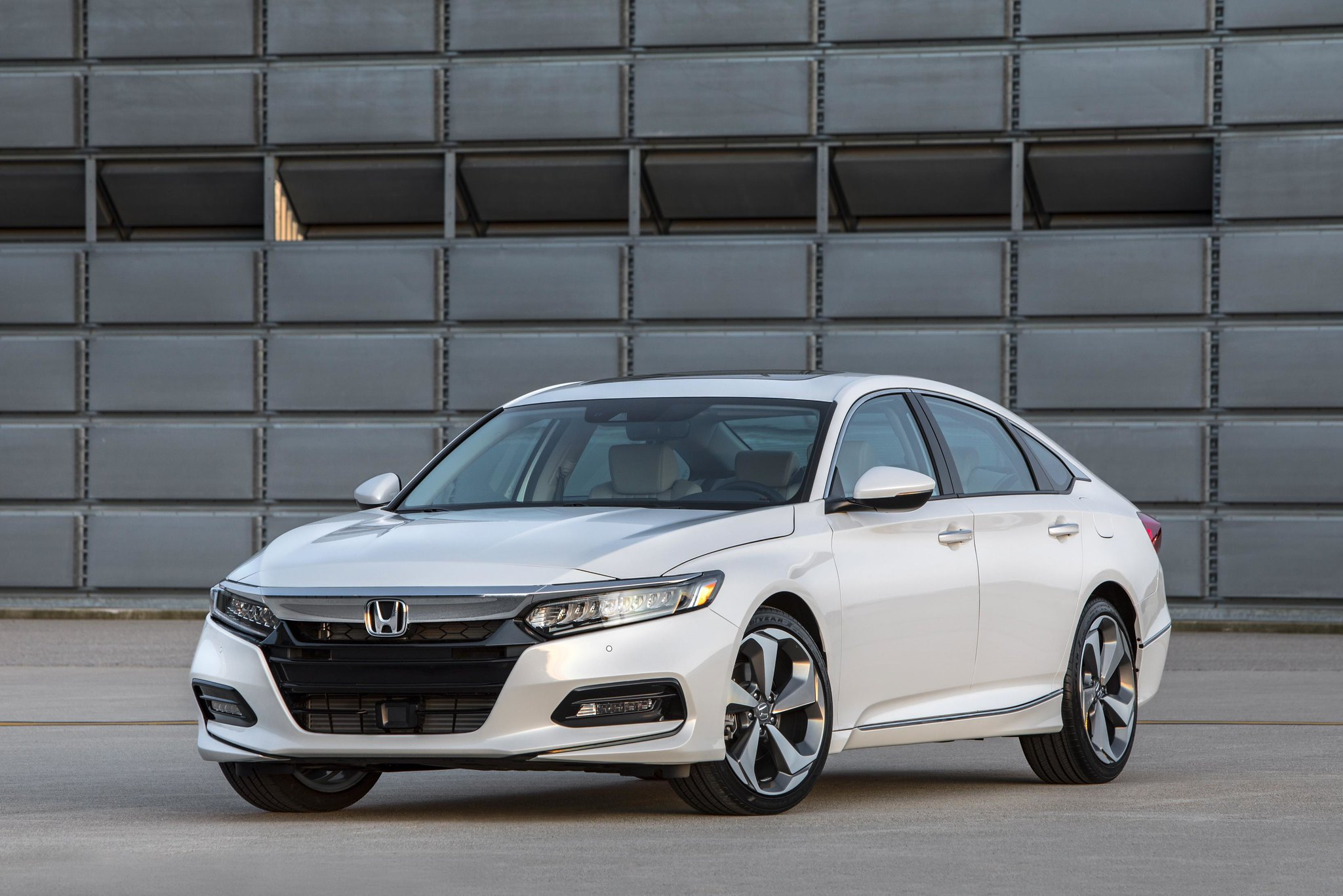 This is the 2018 Honda Accord