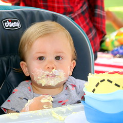 Baby James' First Birthday Party