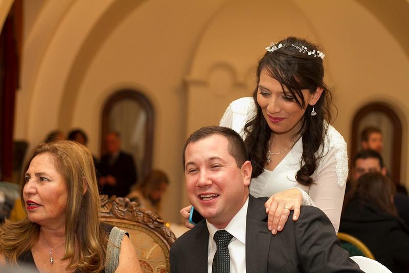 Karem y su esposo