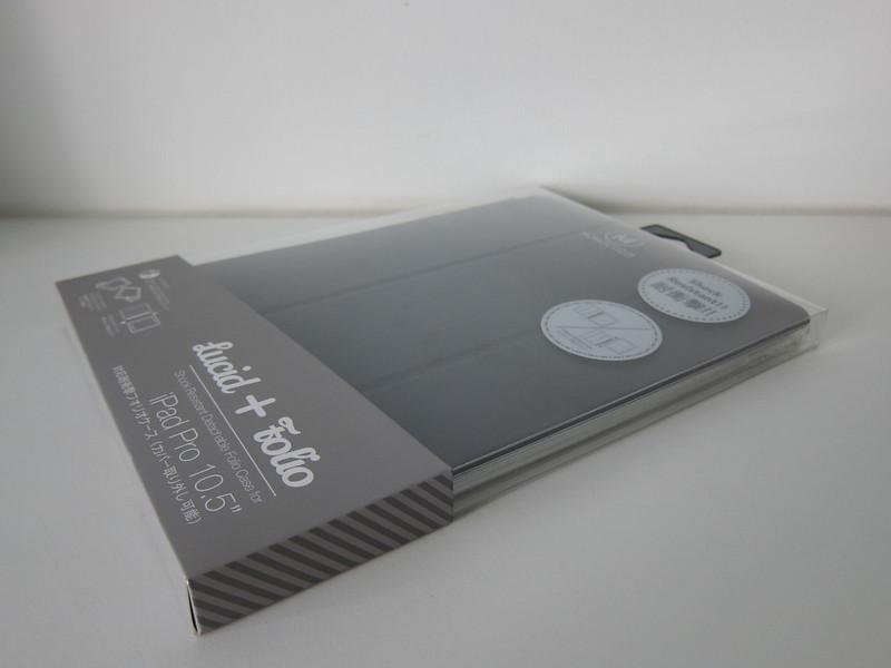 Monocozzi Lucid Plus Folio For iPad Pro 10.5 - Packaging