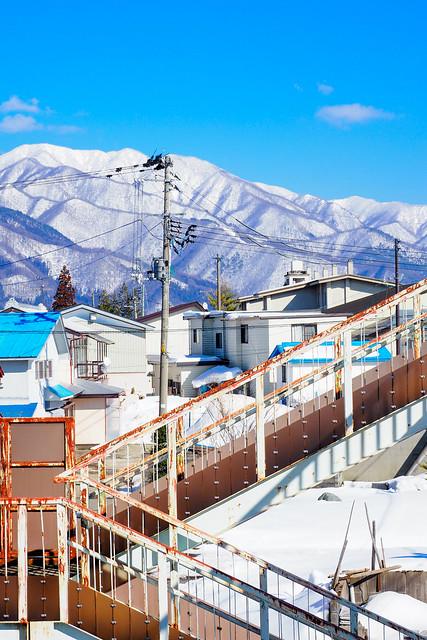 Olympus E-M1 II | 雪國 | 19