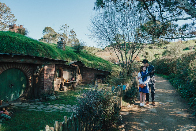 Hobbiton Tour from Auckland, New Zealand, North NZ