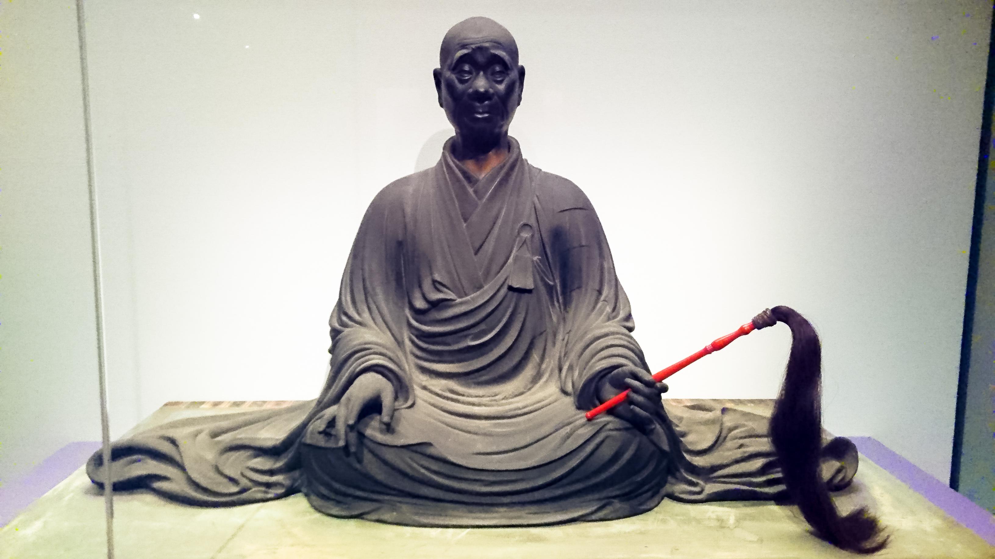 国宝《興正菩薩坐像》(鎌倉時代、西大寺)