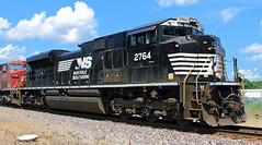 NS 2764 roster shot at Springfield, IL
