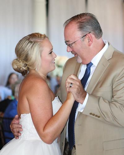 Lauren Donovan & David Stockman's Father Daughter Dance