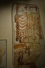 Sidewall Mural 900 AD