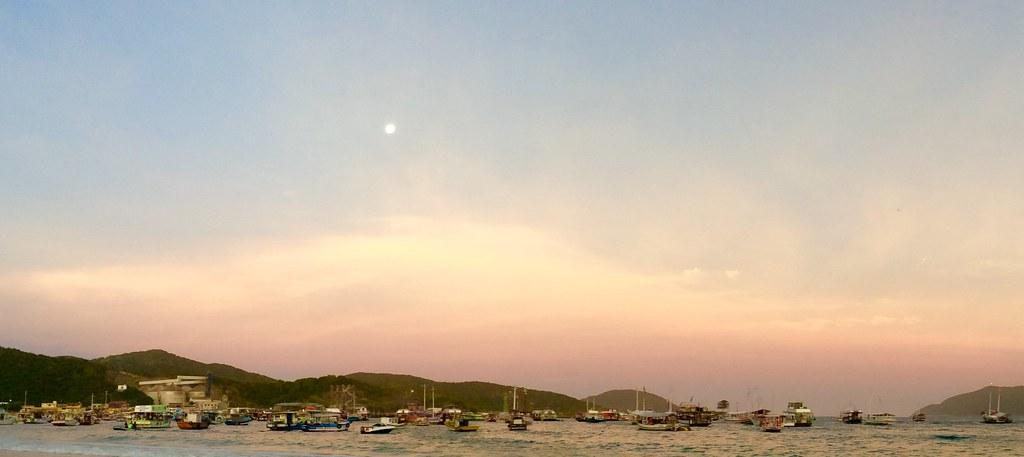 Praia dos Anjos, Arrail do Cabo