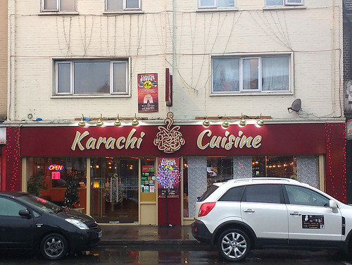 Karachi Cuisine, Norbury, London SW16