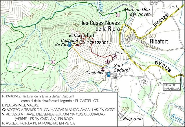 El Castellot -00- Localización y Accesos 02
