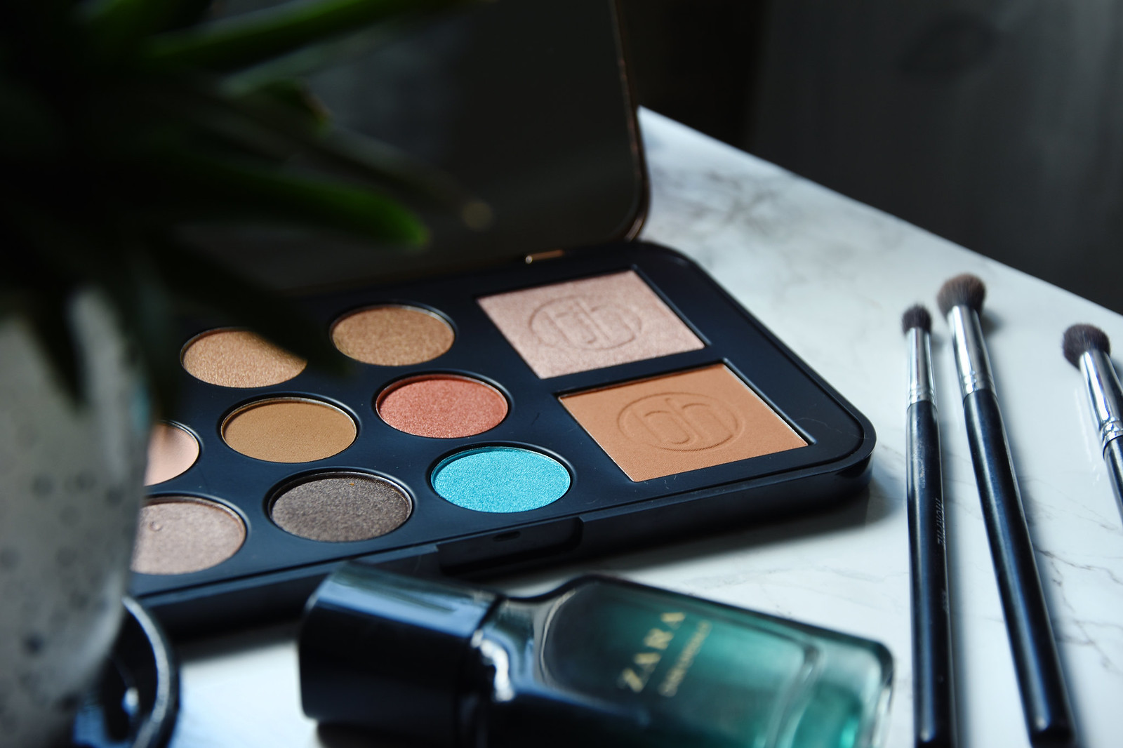 Bh Cosmetics Bronze Paradise palette review