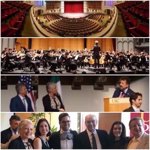 Orquesta Filarmónica de Jalisco en Los Ángeles