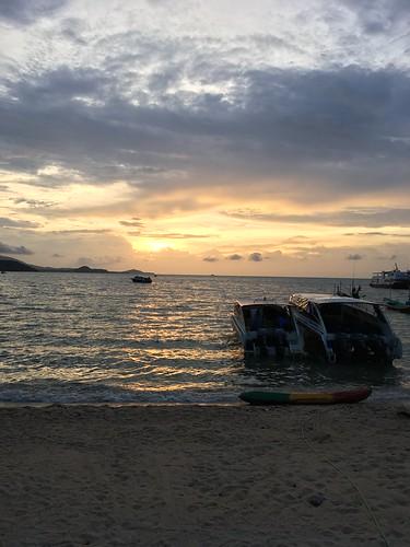 今日のサムイ島 8月3日 普段貴重な時間を楽しもう!