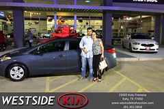 #HappyBirthday to Rolando from Deyvi Hurtado at Westside Kia!
