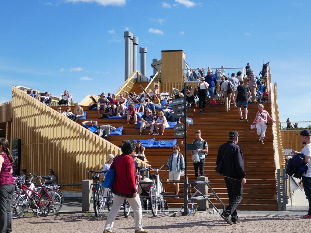 Allas Sea Pools, Helsinki