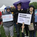 Smiling Thru the Rain at the March for Science, 4.22.17
