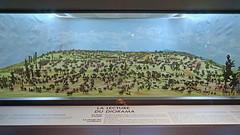 Le diorama du musée de la bataille du 6 août 1870, Woerth)