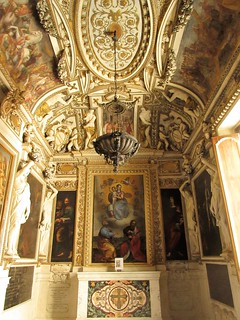 Rome_Italy_Capitoline Museum_Chapel_Ceiling_3898