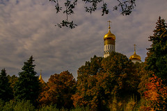 Autumn in Moscow