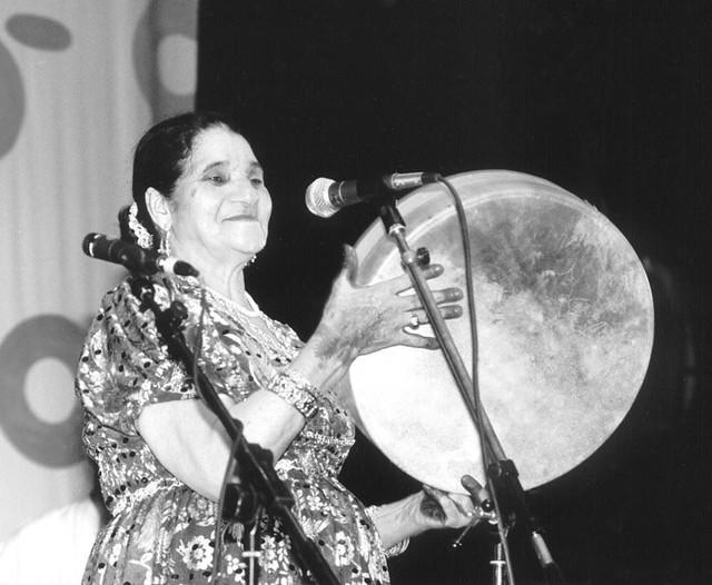 The Legendary Cheikha Remitti, the Empress of Raï