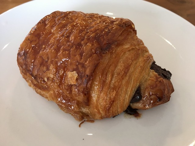 Pain au chocolat - Hearth Coffee Roasters