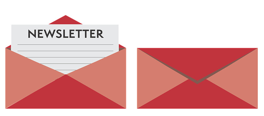 newsletter email marketing mailing lists