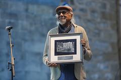 Charles Lloyd Premio_Donostiako Jazzaldia Saria © Lolo Vasco_Heineken Jazzaldia_2017_52