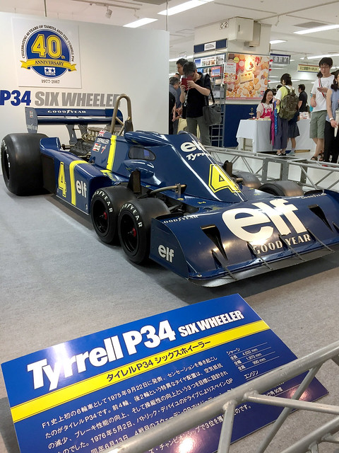 Tyrell P34 Six Wheeler