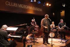 Kevin Mahogany + Hervé Sellin Quartet © Lolo Vasco_Heineken Jazzaldia_2017_52