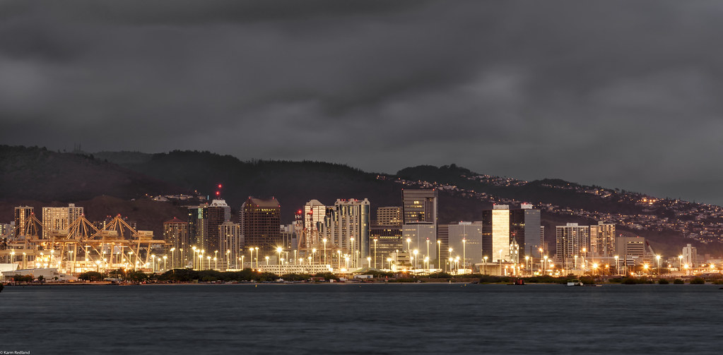 Port Of Honolulu >> Port Of Honolulu Hawaii Karm Redland Flickr