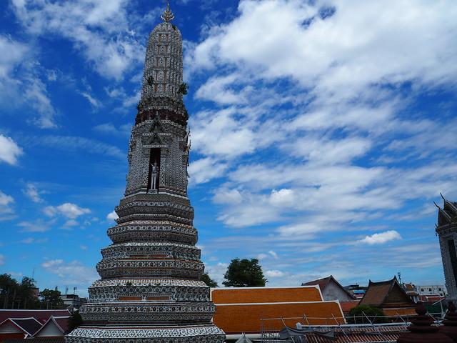 P6233168 ワット・アルン(暁の寺/Wat Arun) バンコク3大寺院 bangkok thailand