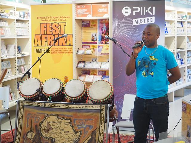 FEST AFRIKA 2017 Fest Afrika @ Metso
