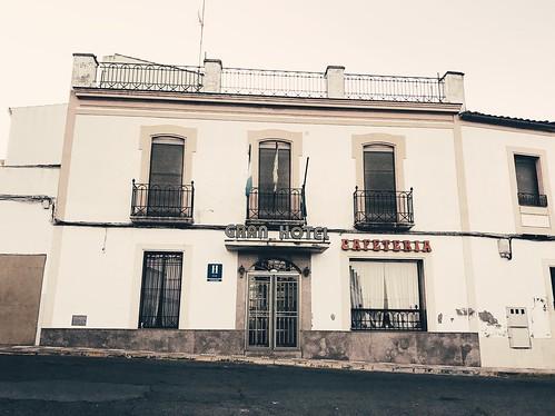 Gran Hotel, Penarroya-Pueblonuevo.