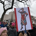 Meryl Made an Appearance at the Women's March, 1.21.17