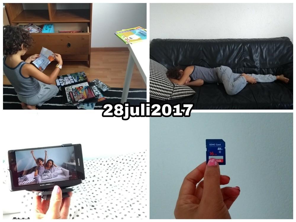 28 juli 2017 Snapshot