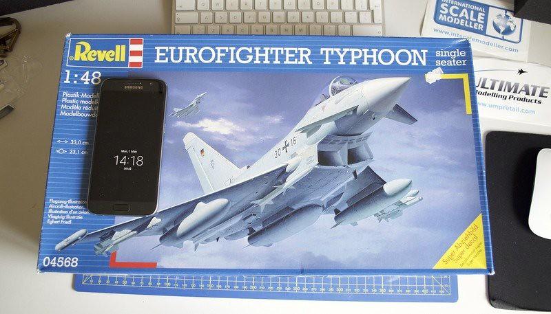 ElCapitan's 1/48 Revell Eurofighter Typhoon - International