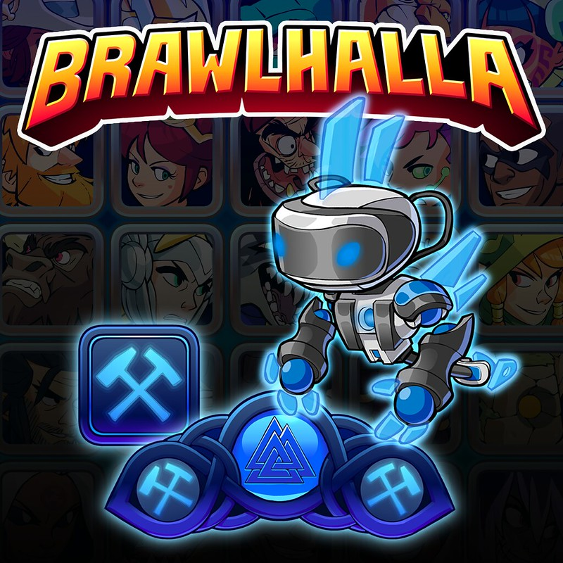 Brawlhalla Founders Pack
