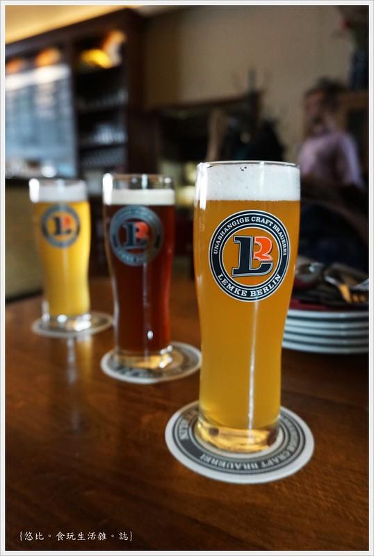 柏林-Brauhaus Lemke-18-啤酒