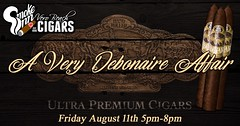 Jared Ingrisano presents A Very Debonaire Affair-Smoke Inn Cigars, Vero Beach