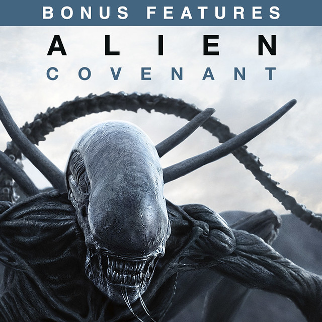 Alien: Covenant (plus Bonus Features)