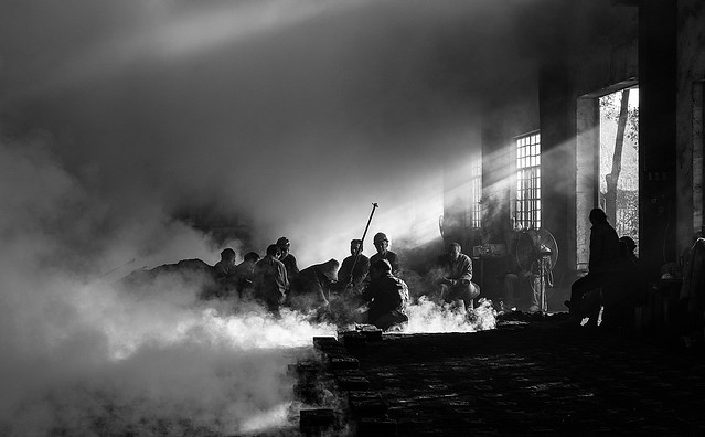 Grand Prize: 'Break time' by Tian Yuan Yuan