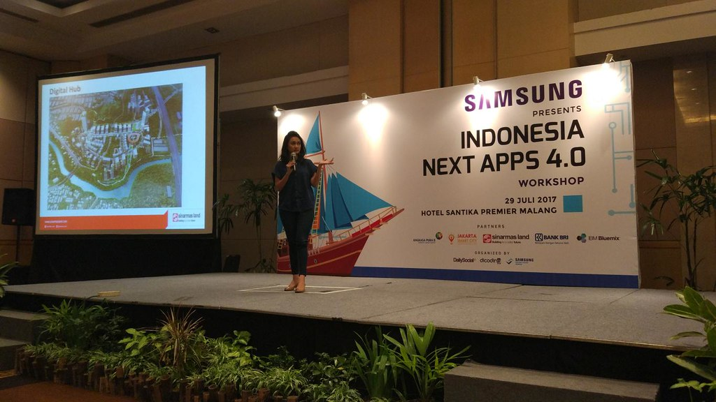 2017-07-29 Indonesia Next Apps 4.0 Workshop