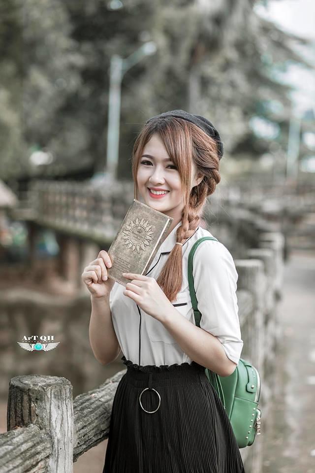 Em đi Thảo Cầm Viên - Art QH (2)