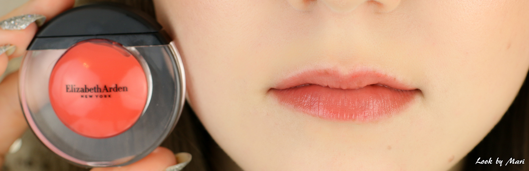 16 elizabeth arden sheer kiss lip oil review swatches coral caress swatch kokemuksia