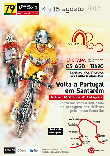 79 Volta a Portugal - Prémio Montannha - Santarém (final)