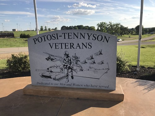 07-28-2017 Ride Veterans Memorial - Potosi Tennyson,WI
