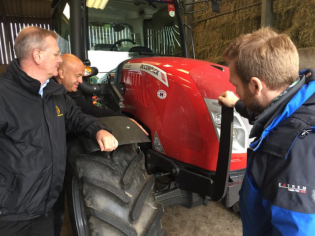 More police officers trained on Lancashire farms
