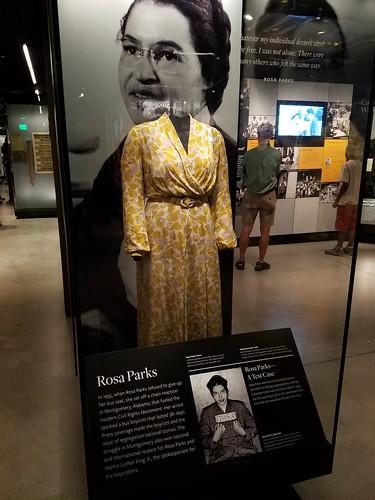 Rosa Park's Dress